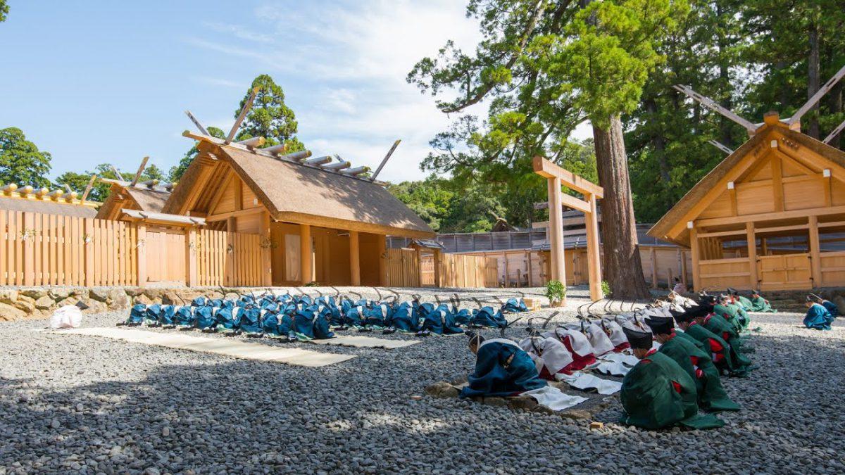 【日本とイスラエル】神社と幕屋の類似(10)木造建築